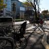 新宿三丁目の外れ