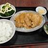 西川口の「あおき食堂」で豚肉スタミナ焼き定食を食べました★