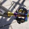 【玉虫色のSPDペダル】Bontrager Comp MTB ペダルに交換してみた