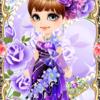 ゲーム「恋してキャバ嬢」のアバター♪リンドウの妖精編