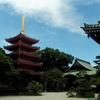 東長寺ー空海が日本で最初に開山し、福岡藩主黒田家墓所、木造座像日本一の福岡大仏等のある真言宗寺院