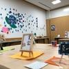 全学書道部「水無月展」開催中【中央図書館】