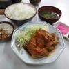 木更津 市場食堂 てり焼チキン定食