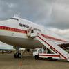 たぶんこれで見納めかも?政府専用機の地上展示 - 千歳基地航空祭番外編
