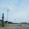 【自転車旅】【鳥取】ぶらり山陰横断旅その6~平坦天国、振り向くと大山~【大山~鳥取】