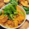 【1食91円】野菜ジュースdeインド風チキンカレーの作り方~簡単なのに本格派~