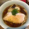 トイ・ボックスで味玉醤油ラーメン(三ノ輪)