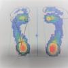 *足の測定(初体験)とペンの補充*日常の話*