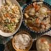 白菜と厚揚げの旨煮