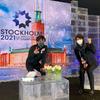 2021.3.27 世界フィギュア2021 FS  キスクラの昌磨君とステファンコーチ