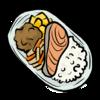 鮭弁当(持ち帰り)