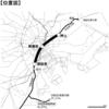#579 都心直結線のルートが記載された資料を発見! 作成時期は不明