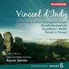 """フランスにおける""""交響曲""""とは... フランスの山人の歌による交響曲。"""
