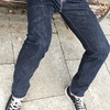 Levi's 501Skinny Longday Rigid着用3ヶ月経過