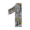 ①-④*ライフ・パス・ナンバー「1」×バースディ・ナンバー「4」