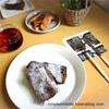 ショコラフレンチトースト&揚げないバターシュガーラスク