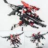 【フルメタル・パニック!IV】ACKS『ARX-8 レーバテイン 最終決戦仕様』1/48 プラモデル【アオシマ】より2018年12月発売予定!