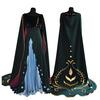 アナと雪の女王2 アナ Anna 女王 ドレス 独特の コスプレ衣装 快適な コスチューム