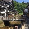 【山形観光】おすすめ。レトロな雰囲気の銀山温泉に日帰りで行ってきた。
