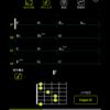 mysoundプレーヤーのコード表示機能