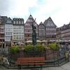 【ドイツ旅行記】フランクフルト(ケルン大聖堂を横目に、電車の旅。ビールとドイツ料理で乾杯する夜)