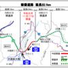 E69 三遠南信自動車道(飯喬道路) 天龍峡IC〜龍江IC が開通