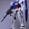 MG 1/100 RX-78GP01 ガンダム試作1号機 ゼフィランサス レビュー