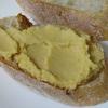 パンのお供にもなるヒヨコマメのペースト「フムスディップ」