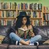 アメリカ、公共図書館で絵本を借りる