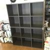 ディスクユニオンのレコード棚(1200枚収容)