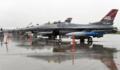 嘉手納に飛来の三沢基地所属のF16戦闘機1機が緊急着陸、自走できず - 湖にタンクを投棄したり、民間の青森空港に緊急着陸したりの三沢F16、その根本的問題は !?