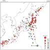 Notable Earthquakes in May 2014 in Japan