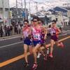 都道府県対抗男子駅伝 を 沿道で応援して、胸が熱くなりました ~広島より~