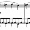 ブルグ25のコンソレーションの譜読みが終わった