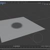 Blender2.8でスカルプトモデリングを行う その4(ブラシのマスクと面セット)