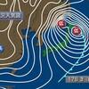 12月17日(水)大荒れの天気図