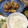キャベツたっぷり塩ラーメン・大根おろしも美味しい!ムネ鶏肉と厚揚げのおろし煮