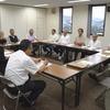 口之津海員学校同窓会の役員会が開催されました。(訂正)