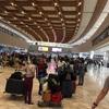 マニラ空港 出発ラウンジ