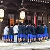 思い出づくり。観音寺川の桜が満開!!!