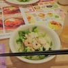 ★シーザードレッシングのサラダ