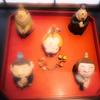 始まりまりました、手作り雛人形展