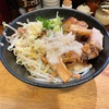 【麺座ぎん】【堺東駅徒歩3分】味の変化を楽しめ!堺の行列のできる油そば【ぎん特製油そば(960円)】