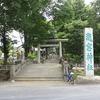 【深谷観光】駅のホームからも見える! 瀧宮神社へお参り