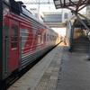33時間列車の旅で決戦の地ロストフへ!