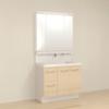 「LIXIL」の洗面化粧台を採用した我が家
