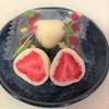 カルディ・六花亭・神戸フランツ「苺のホワイトチョコ」美味しい。