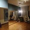 夜のスタジオ···照明が変わりました☆
