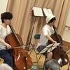 合同演奏会①〜チェロとピアノの優雅な演奏〜
