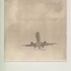 空と飛行機とおじいさん